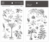 MU Print-On Sticker - Botanical Series 29 - Botanical illustration