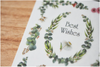 MU Print-On Sticker - Botanical Series 30 - Eucalyptus Wreath