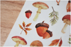 MU Print-On Sticker - Botanical Series 31 - Mushroom Forest