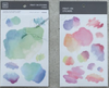 MU Print-On Sticker - Color Series 09 - Sunset Cloud