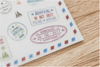 MU Print-On Sticker - Vintage Series 17 - Travel