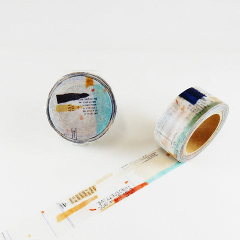 Chamil Garden x Little path masking tape - and then