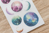 MU Print-On Sticker - Retro Series 26 - Universe Planet