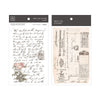 MU Print-On Sticker - Vintage Series 49 - Private Letters