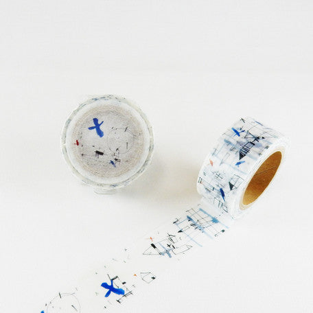Chamil Garden x Little path masking tape - Rewind