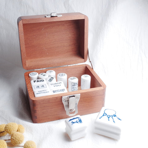 Classiky 倉敷意匠 Small Wooden Box