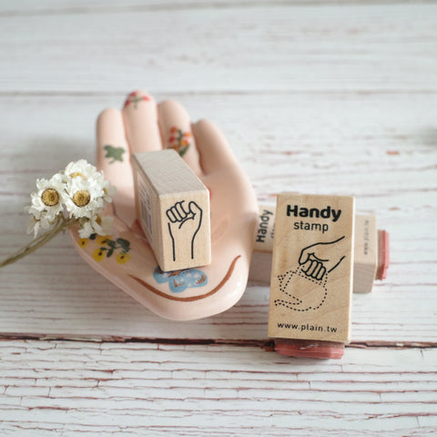 Plain Stationery - Handy Stamp