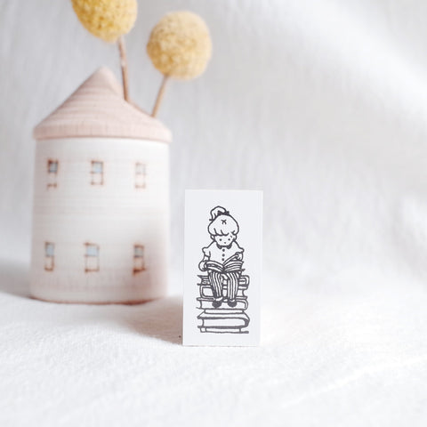 Krimgen x niconeco zakkaya Collaboration Stamp - Me Time