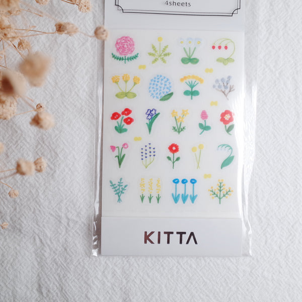KITTA Seal - Flower