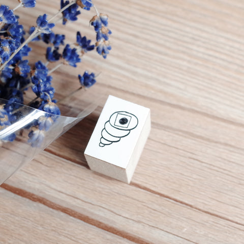 36 Sublo rubber stamp - Bread