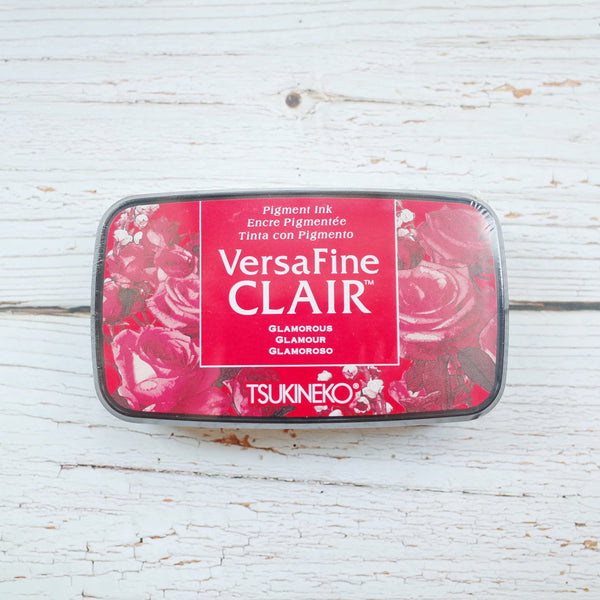 VersaFine Clair Stamp ink pad - Glamorous