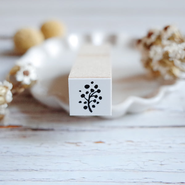 Hankodori stamp - Small seed