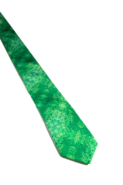 "Necktie, ""Color Field Emerald"" (limited production)"