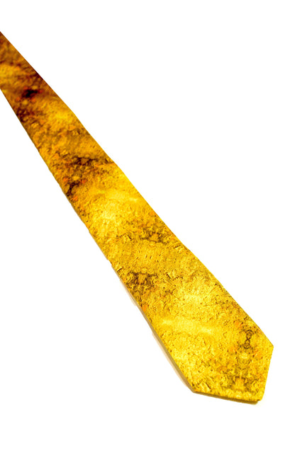 "Necktie, ""Color Field Gold"" (limited production)"