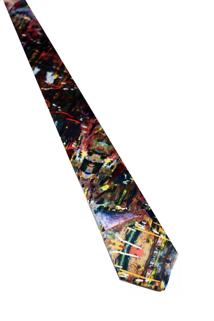 "Necktie, ""The Traveler"" (limited production)"