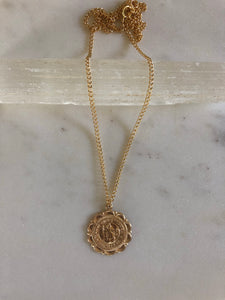 Love Me Jewelry Saint Christopher Necklace