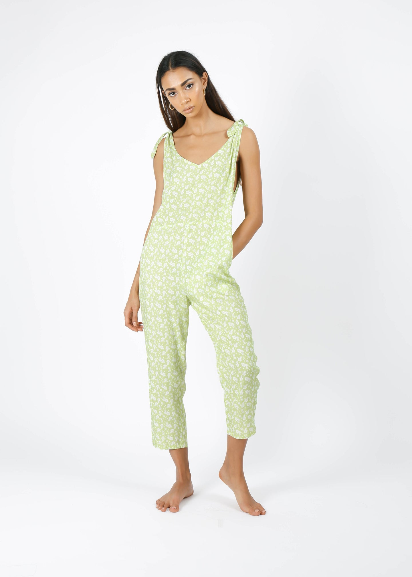 Nirvanic Swim Playa Jumpsuit | Hawaiian