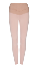OLYMPIA ACTIVEWEAR XANDER LEGGINGS | BLUSH MESH