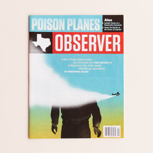 Texas Observer Magazine - April 2017