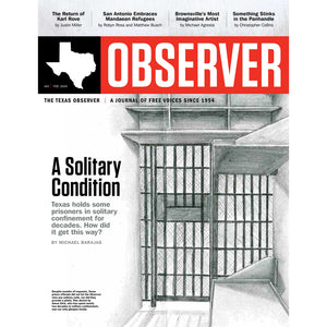 Texas Observer Magazine - January/February 2020