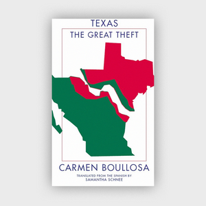 Texas: The Great Theft by Carmen Boullosa