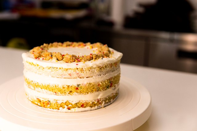 Resep : Milk Bar Inspired Birthday Cake