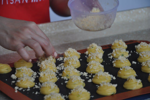 Resep Mudah French Cheese Puff