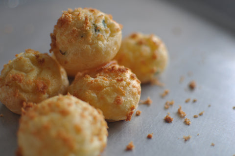 Resep French Cheese Puff Sederhana