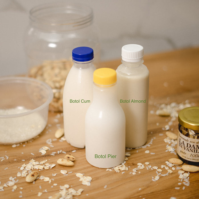 SAP SAPBASN Botol Almond SN @ 140 units - SerataFoods