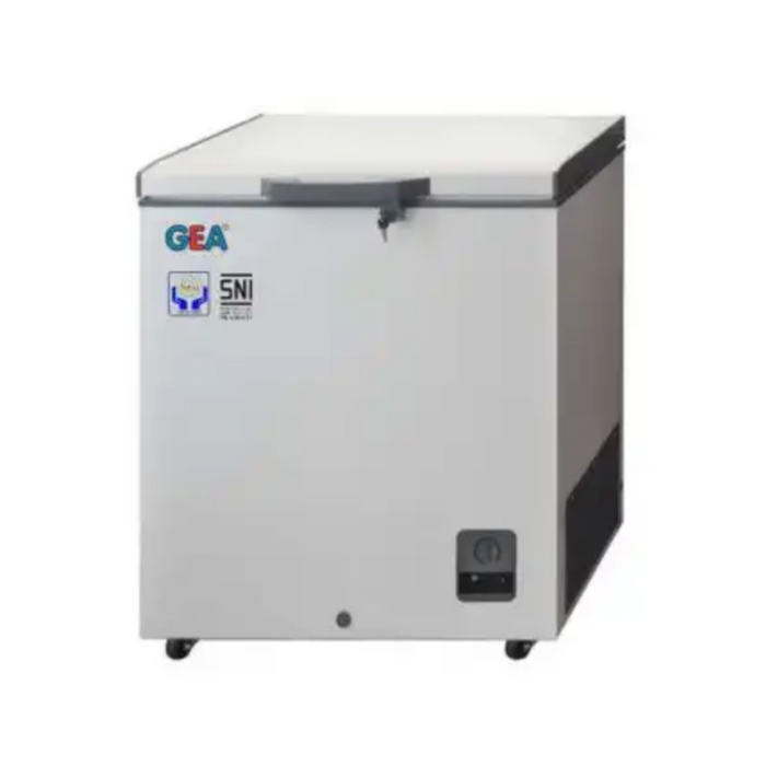 Gea AB106R Chest Freezer 60kg 102L - SerataFoods