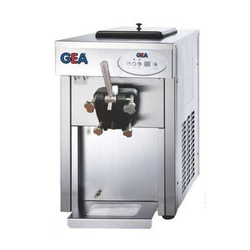 Gea BT-7230 Soft-Served & Frozen Yoghurt Machine 2 Flavors - 100-120 Cone