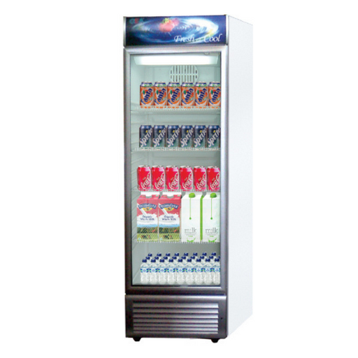 Gea EXPO-480 7 Tingkat Standing No-Frost Display Cooler 480L