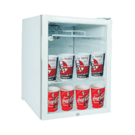 Gea EXPO-50 1 Tingkat Display Cooler 50L - SerataFoods