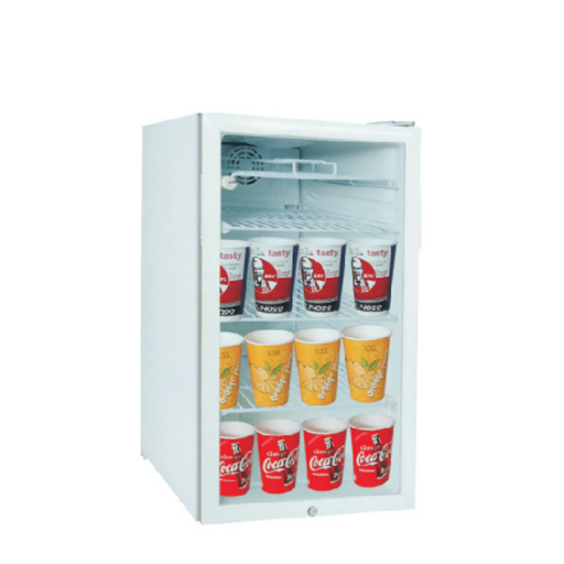 Gea EXPO-90FD 4 Tingkat Display Cooler 90L - SerataFoods