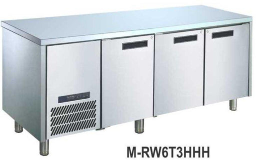 Gea L-RW6T3HHH 3 Door Under Counter Freezer 420L