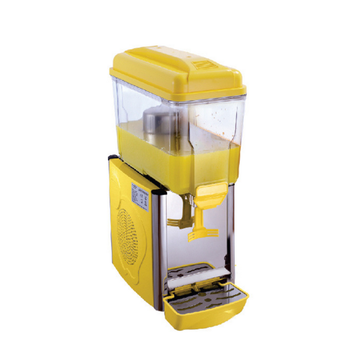 Gea LP-12x1 Juice Dispenser 1 Steering 12L - SerataFoods