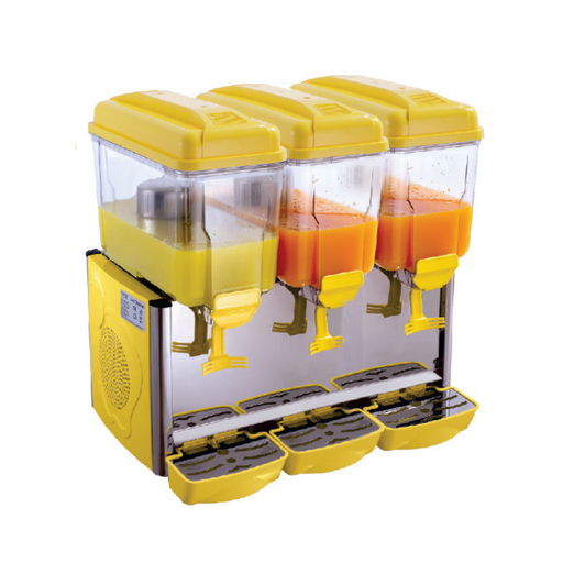 Gea LP-12x3 Juice Dispenser 3 Steering 36L