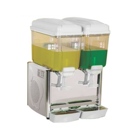Gea LS-12x2 Juice Dispenser 2 Spray 24L