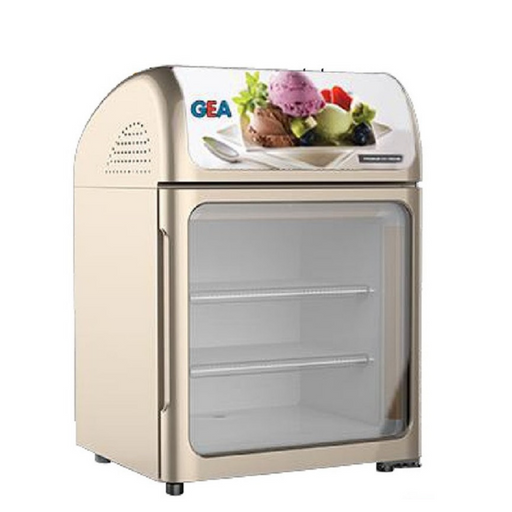 Gea LSD-86 Small Ice Cream Display Freezer 86L - SerataFoods