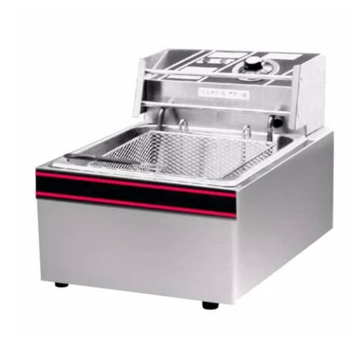 Getra EF-81 Electric Table Top Fryer 1 Basket - SerataFoods