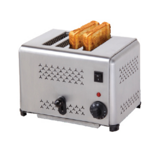 Getra EST-AP-4 4 Slot Toaster - Pop Up