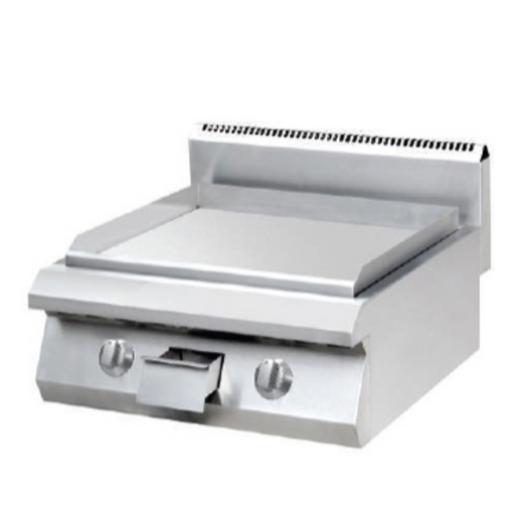 Getra ET-GGR-60F S-S Gas Full Flat Griddle - SerataFoods