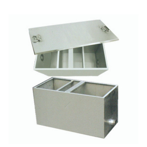 Getra GT-422 Grease Trap 40x25x25 - SerataFoods