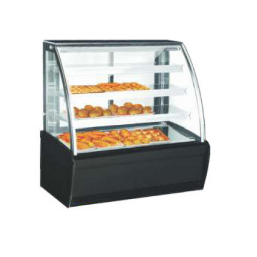 Getra H-950 Medium Pastry Food Warmer 600L