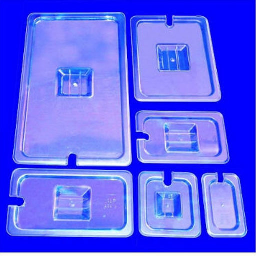 Getra PC1.2C Polycarbonate Pan Cover GN 1-2 - SerataFoods