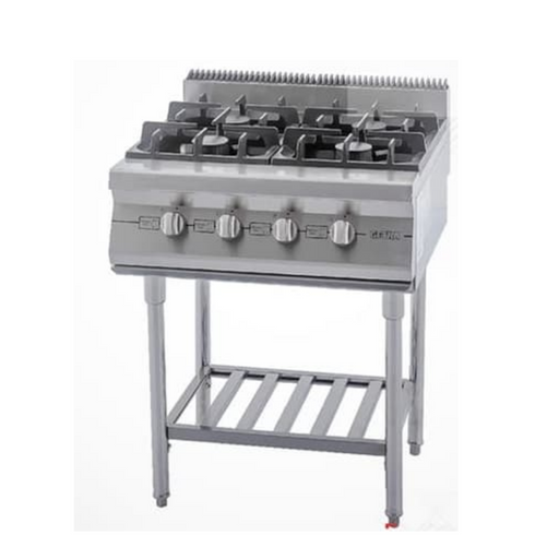 Getra RBD-4 Small Gas Open Burner w Stand - SerataFoods