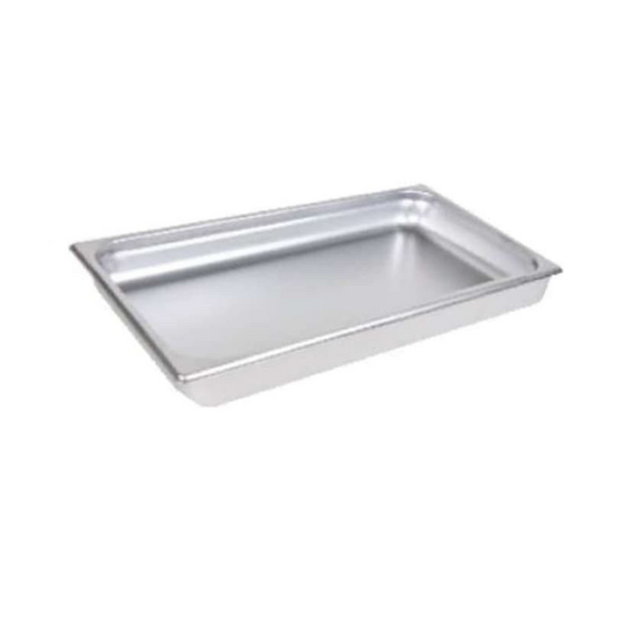 Getra YH-722-FP Rectangle Food Pan for Rectangle Roll Top - SerataFoods