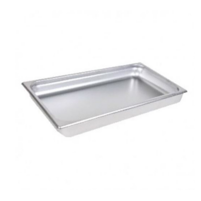 Getra YH-722-WP Rectangle Water Pan for Rectangle Roll Top - SerataFoods