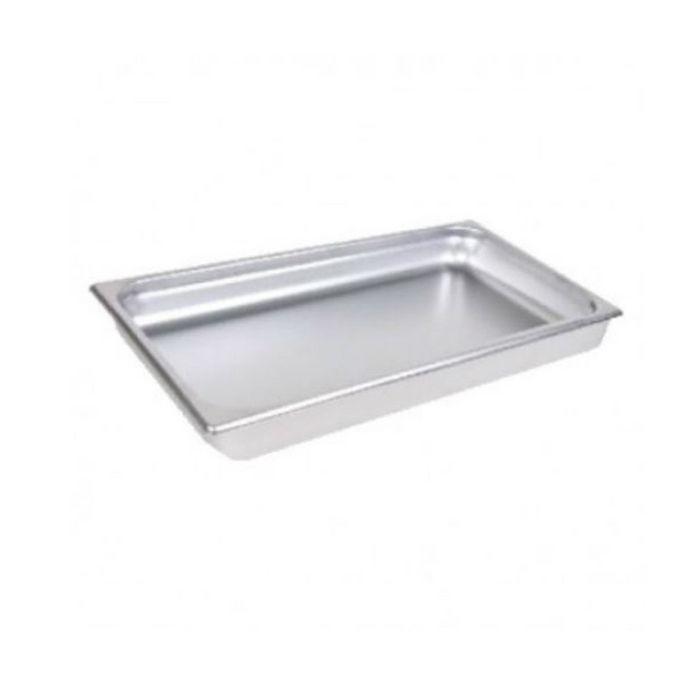 Getra YH-723-WP Oblong Water Pan for Oblong Roll Top - SerataFoods