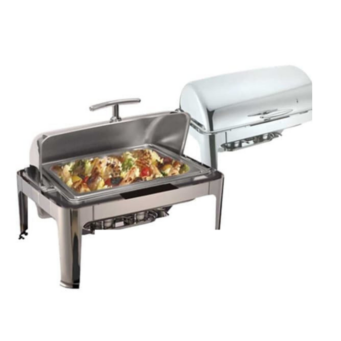 Getra YH-723D Oblong Roll Top 9L (without Window Lid) - SerataFoods